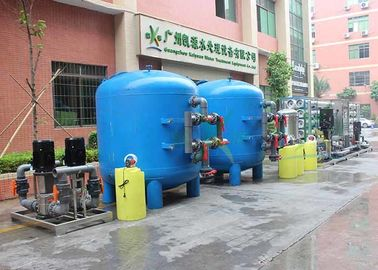 Reverse Osmosis Ultra Pure Water Filter Treatment System 50 Ton Per Hour